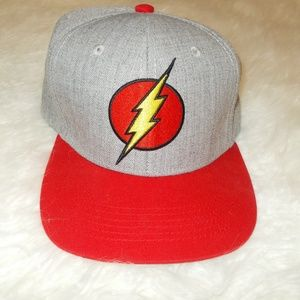 The Flash Snapback Hat